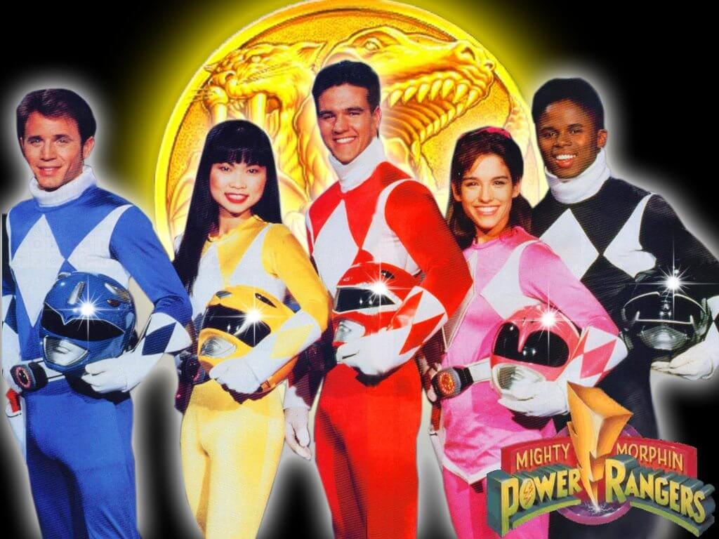 "power rangers originais - 5 fatos curiosos sobre a série original dos ""Power Rangers"""