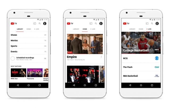 Youtube anuncia próprio serviço de TV a cabo 2