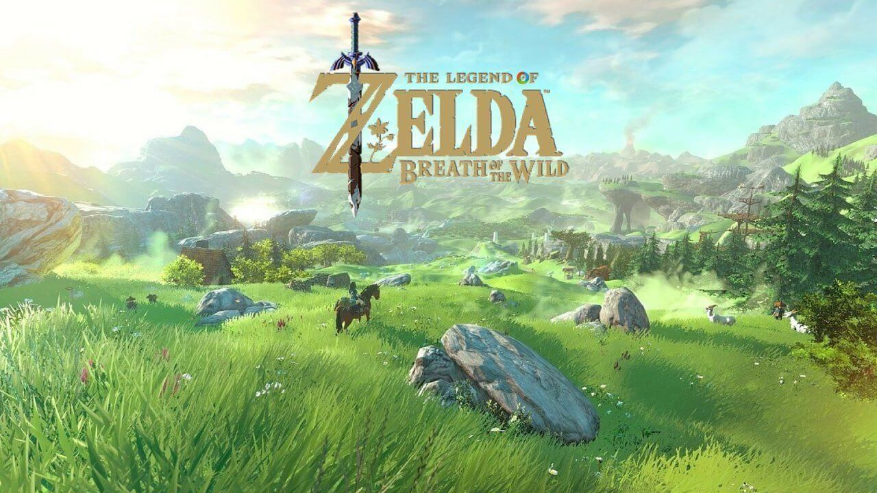 "Sem mais espera! ""The Legend of Zelda: Breath of the Wild"" chega para Nintendo Switch"
