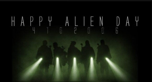 """Alien Day - Filme """"Alien: Covenant in Utero"""" ganha tratamento de Realidade Aumentada"""