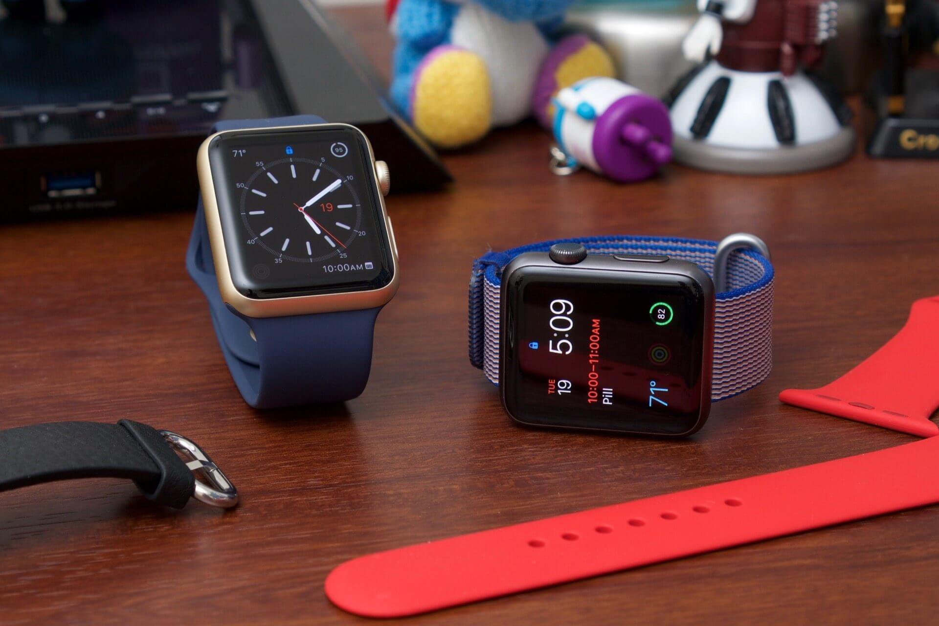 AppleWatch 1 1 - Apple trabalha em tratamento contra diabetes para o Apple Watch