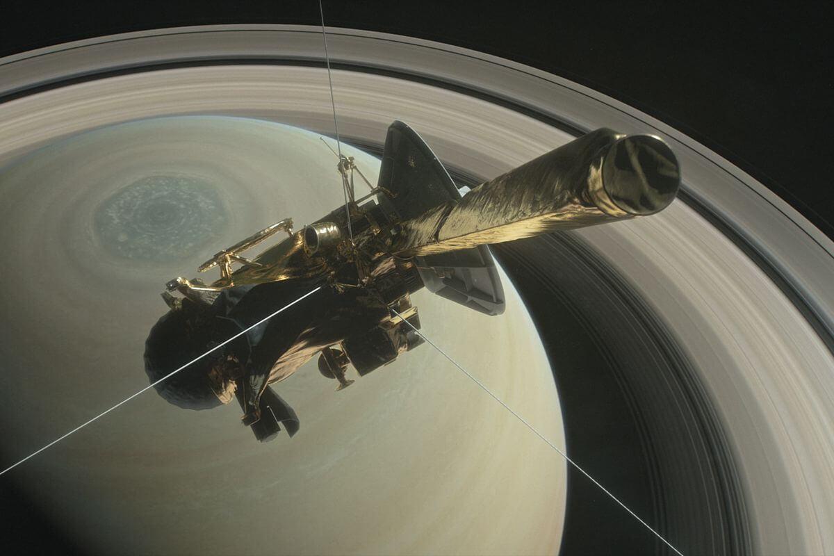 Grand finale para a sonda Cassini, grand debut para a ciência