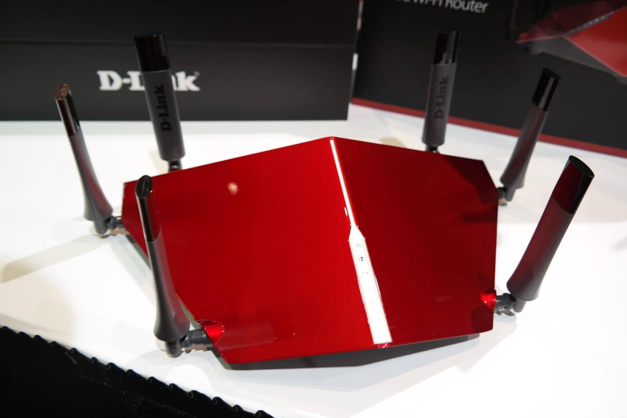 Roteador Wi Fi D Link 890L