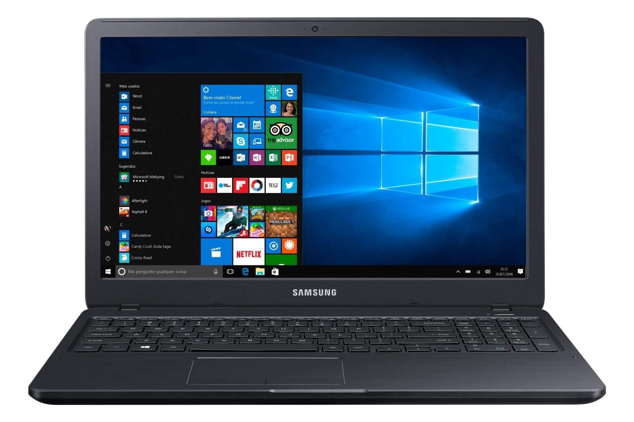Linha 2017: confira os novos notebooks lançados pela Samsung