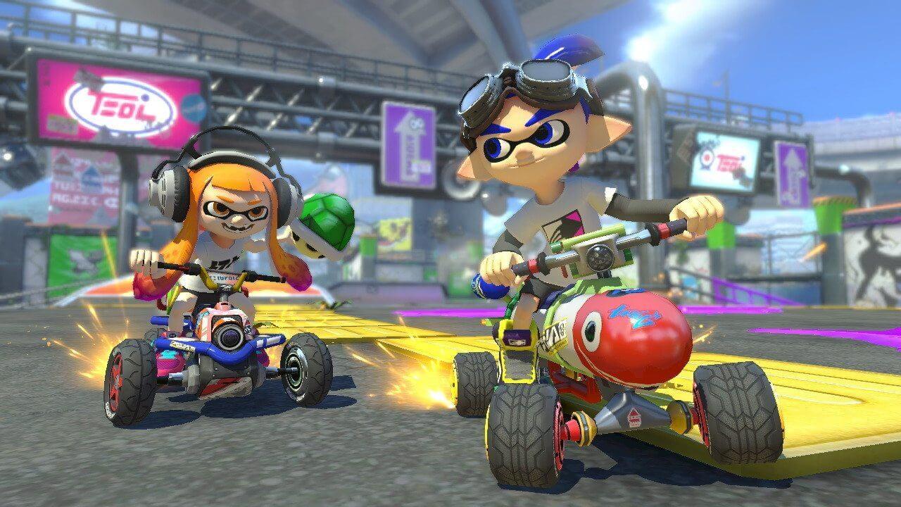 Mario Kart 8 Deluxe chega na semana que vem e recebe boas críticas da imprensa