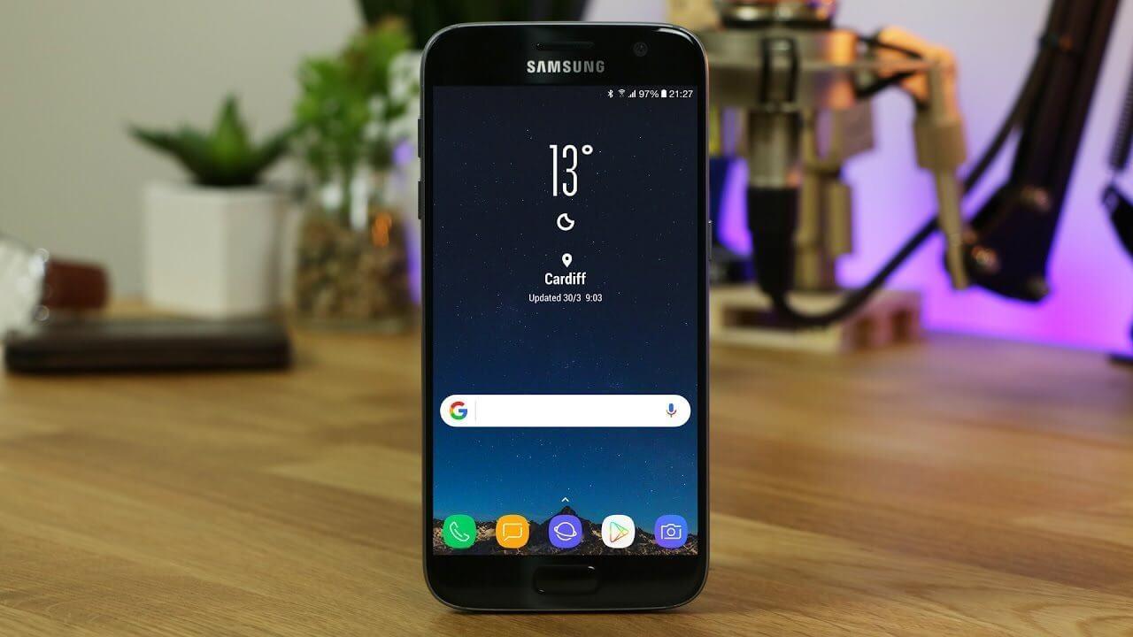Dica: Transforme o seu smartphone em um Galaxy S8
