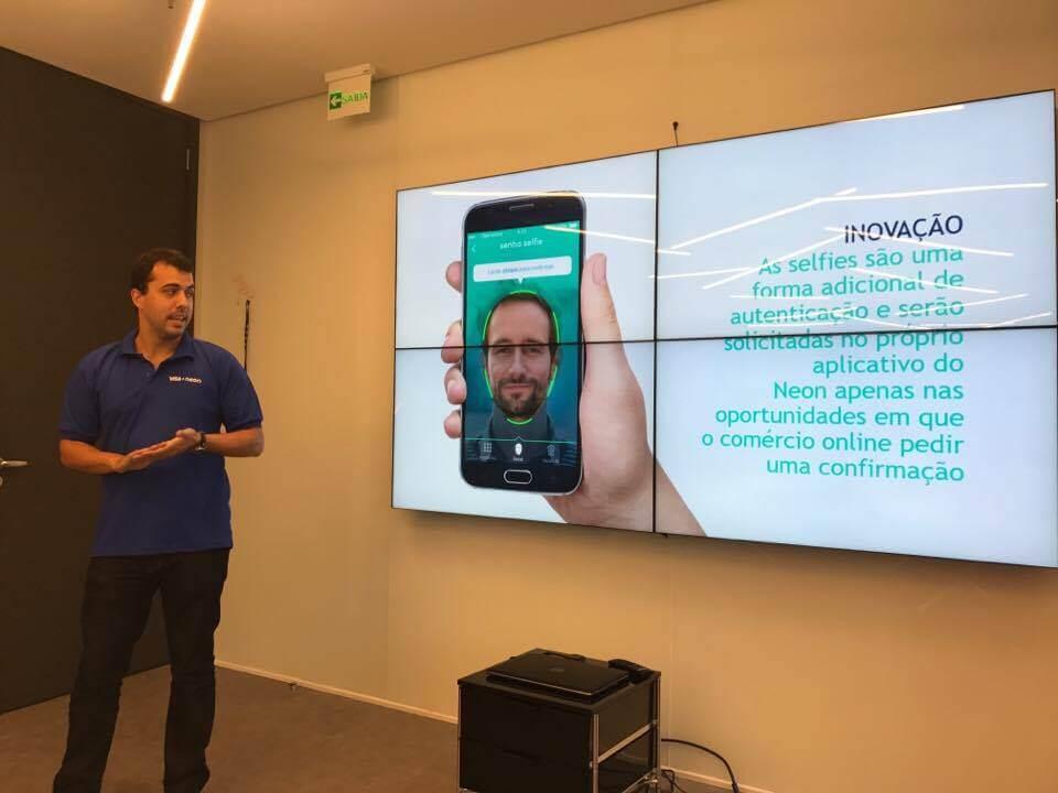 18426030 10207227611768667 1154116195 n - Visa e Banco Neon lançam o primeiro pagamento por selfie do Brasil
