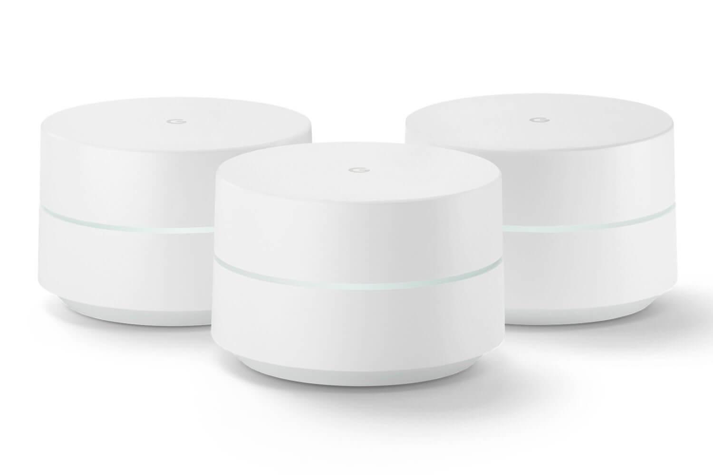 Google WiFi (Roteador + Repetidor)