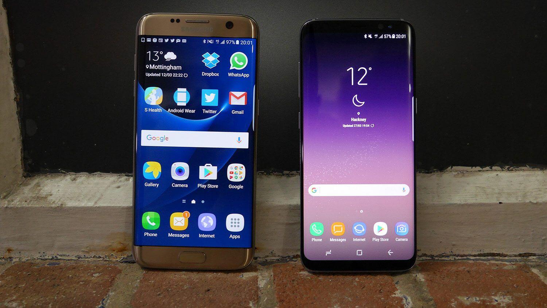 Image 2 - Galaxy S8 vs S7: qual Samsung vale mais a pena?