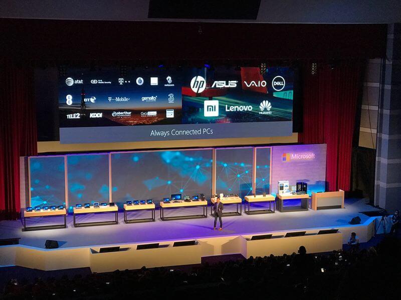 """Computex: Microsoft e Qualcomm anunciam os """"PCs Sempre Conectados"""""""