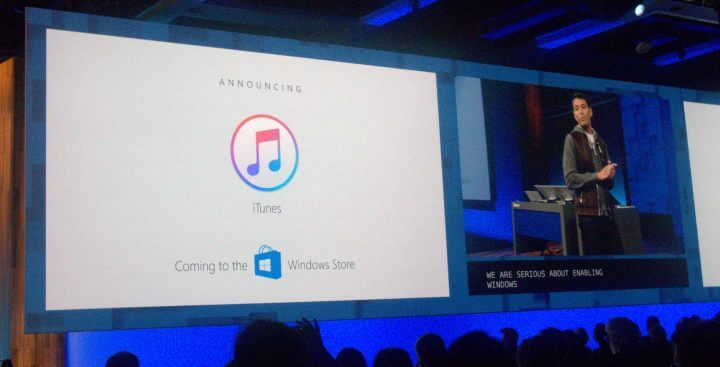 Itunes on windows