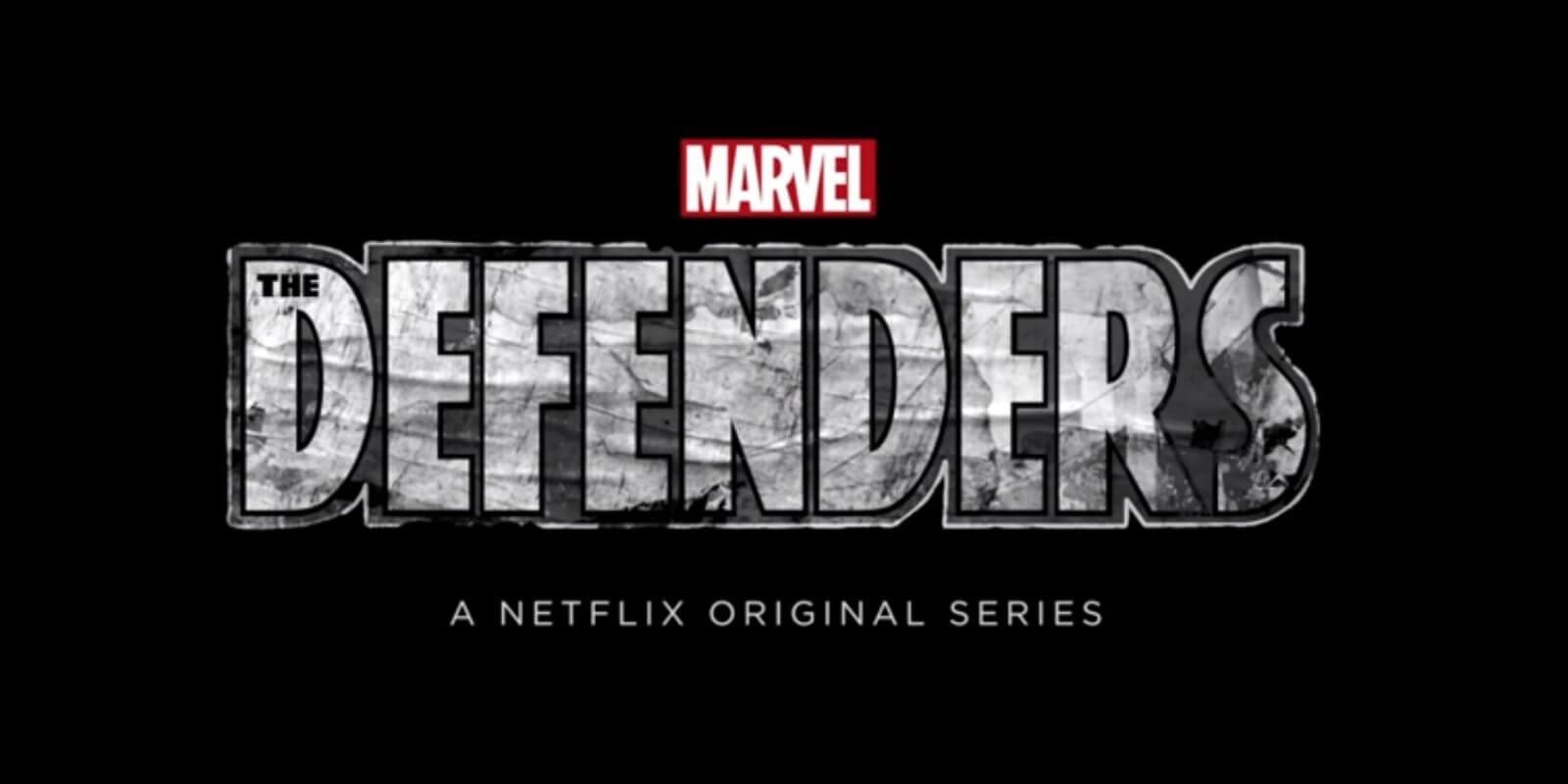 """The Defenders Logo - Guerra de Nova York está aqui! Confira o trailer da nova série da Netflix """"The Defenders"""""""