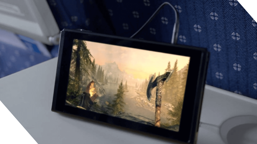 The Elder Scrolls V: Skyrim no Switch