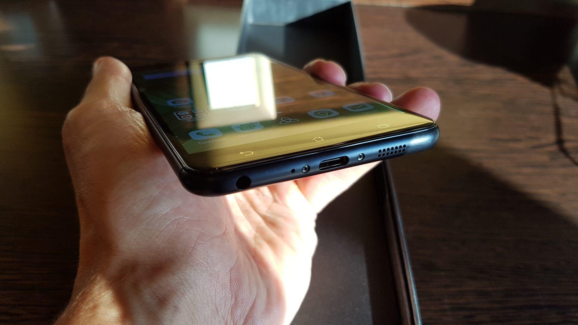 Zenfone 3 zoom usb tipo c