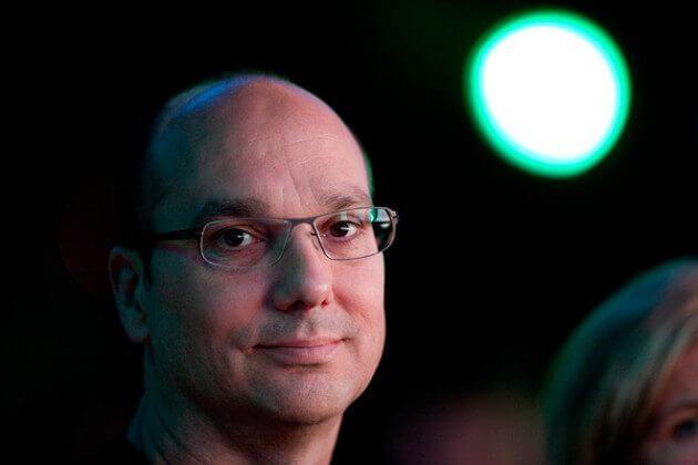"Andy Rubin, pai do Android: ""Algo grande chega no dia 30"""