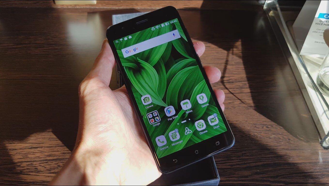 Review: ASUS Zenfone 3 Zoom; câmeras e bateria de sobra