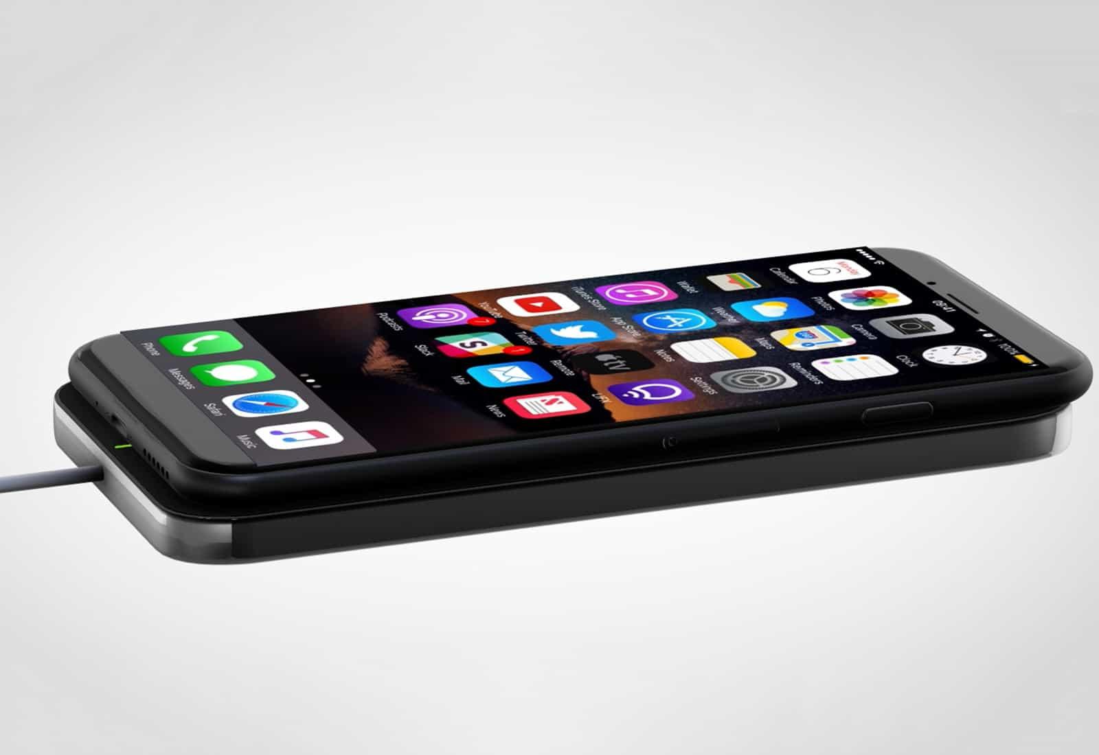 Próximo iPhone da Apple pode vir com AirPods incluso e carregamento wireless