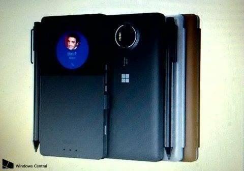 lumia 950 smartcover 1 - Lumia 950 era mais interessante no plano original da Microsoft