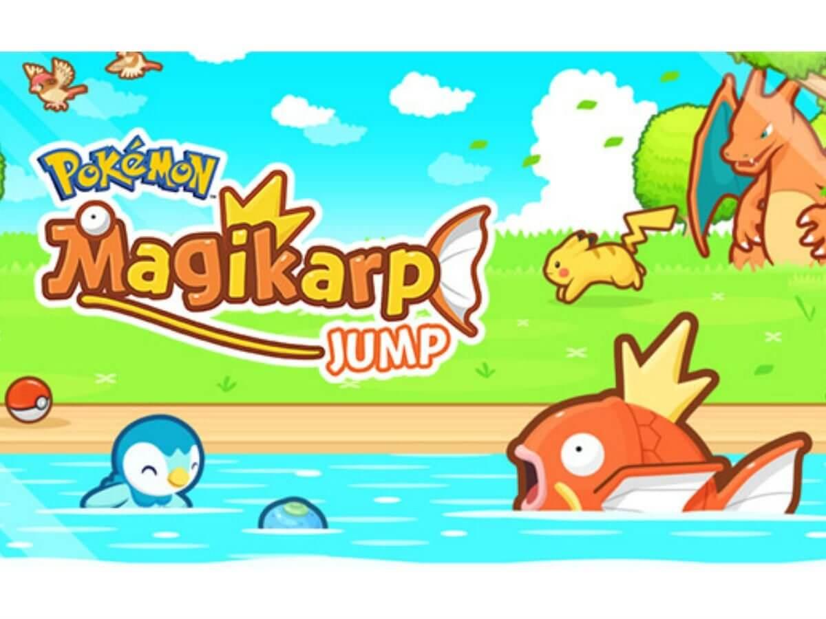 Pokémon Magikarp Jump é um novo jogo para iOS e Android