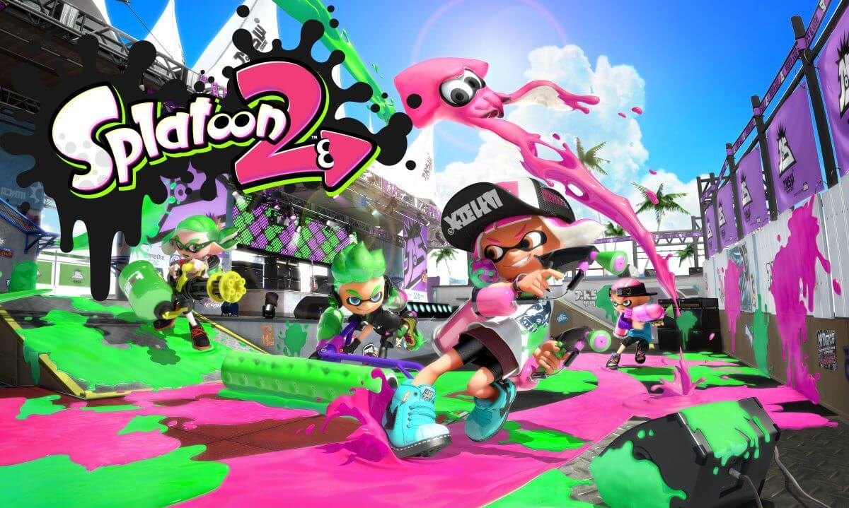splatoon 2 - Splatoonmania?! Nintendo lança caixa do Switch vazia para comprar