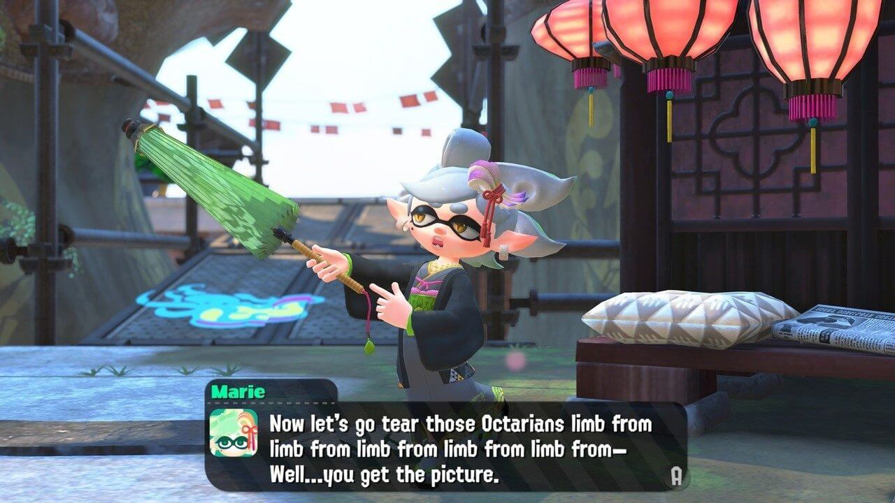 switch splatoon2 scrn heromode marie 04en 1495059614173 1280w - Nintendo Direct traz detalhes de ARMS e novo trailer de Splatoon 2