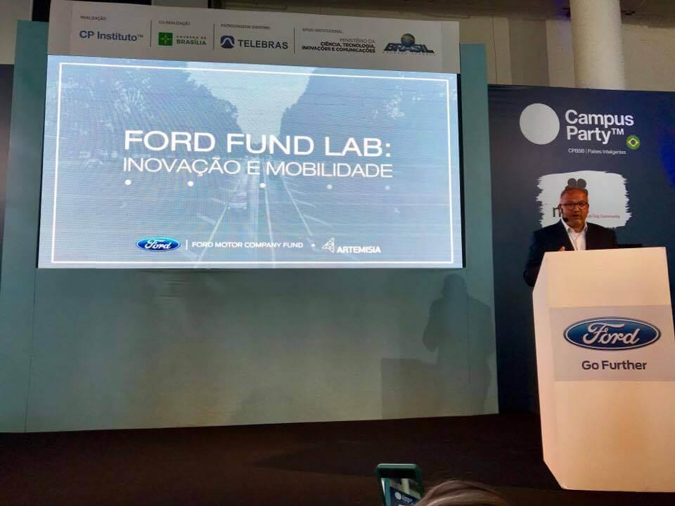 Ford Fund cria incubadora no Brasil para projetos de mobilidade