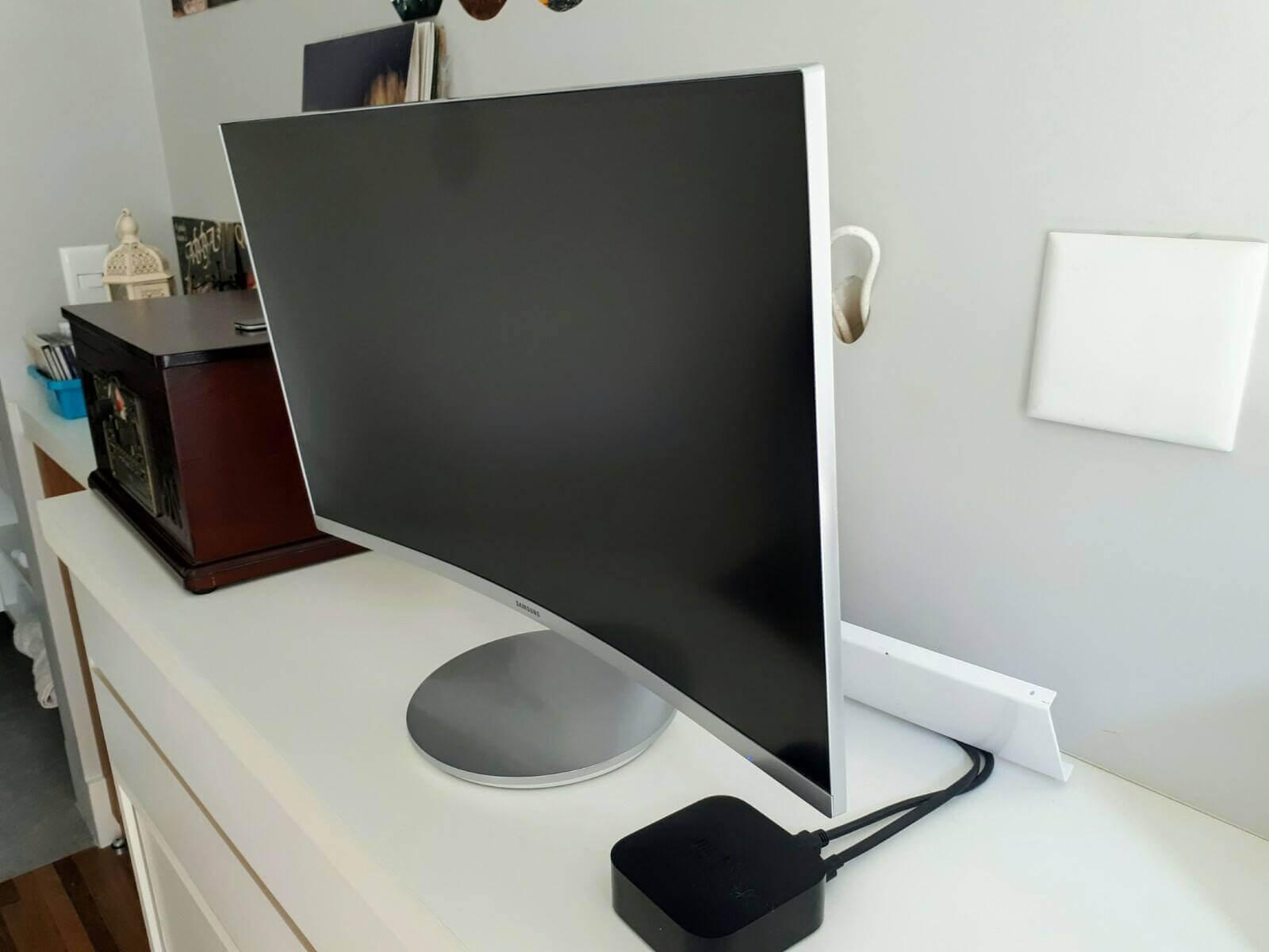 "Review: Monitor Curvo LED Samsung 27"""