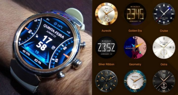 Review: asus zenwatch 3 - smartwatch com estilo e personalidade. Review: asus zenwatch 3 - análise do smartwatch com android 2. 0 da asus.
