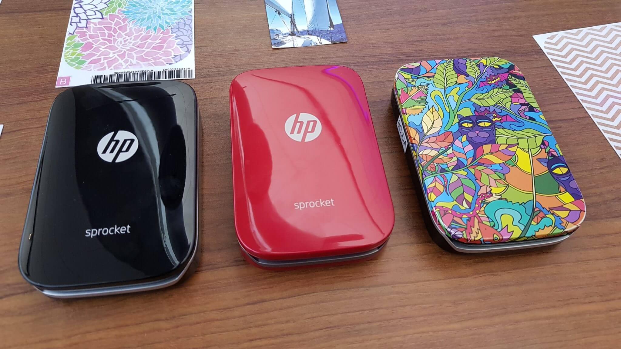 Impressoras de bolso, integração com Google Home e Cortana são algumas das novidades da HP Inc.
