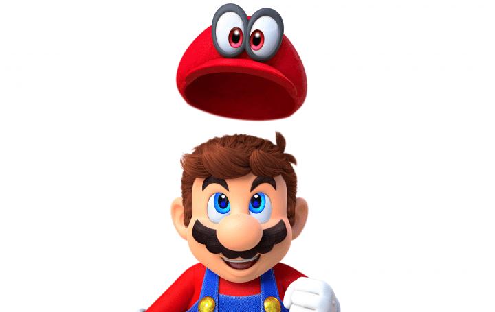 Super Mario Odyssey: game chega este ano e com 3 novos Amiibos
