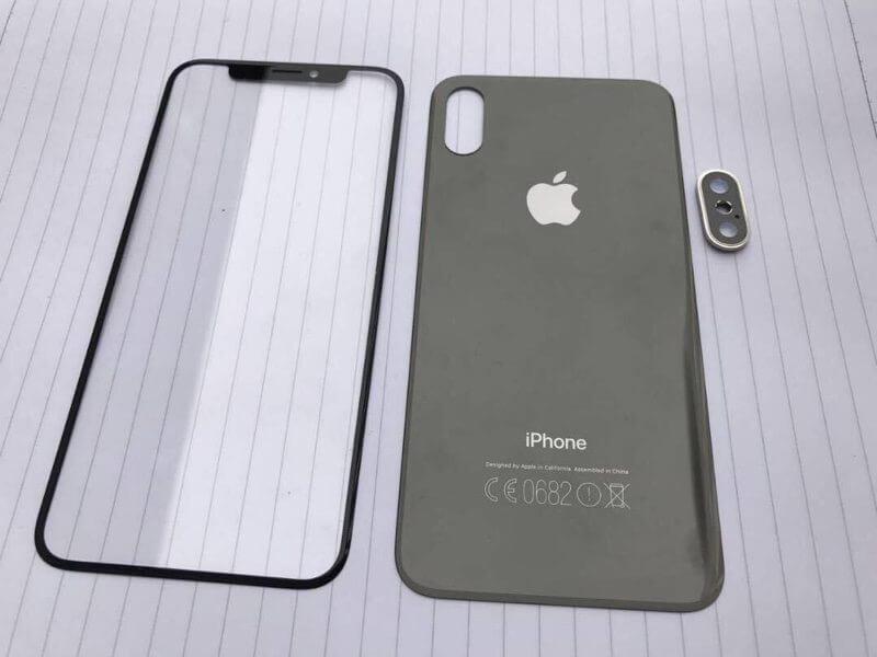 Novas imagens mostram como deve ser o iphone 8