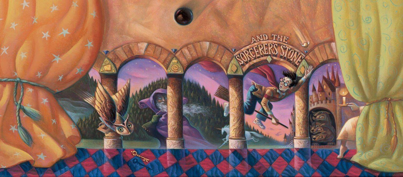 harry potter pedra filosofal vinte anos - Comemore os 20 anos de Harry Potter com esses infográficos incríveis!