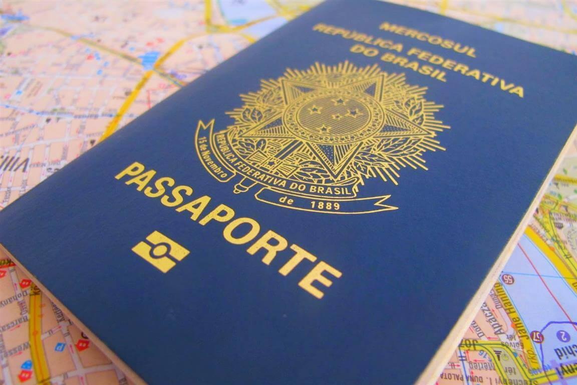 passaporte visto americano