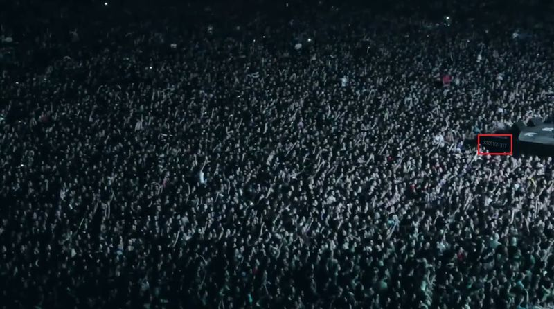 scorpio crowd tease - Teasers do Project Scorpio escondem mensagens subliminares