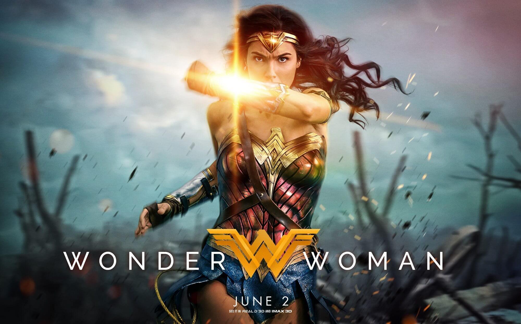 Mulher Maravilha: A grande estreia da DC para 2017