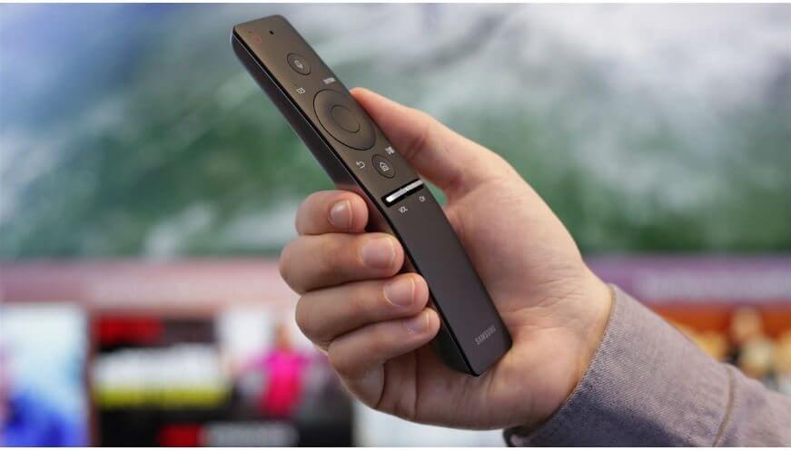 Controle Remoto Único One Control para soundbars e TVs Samsung
