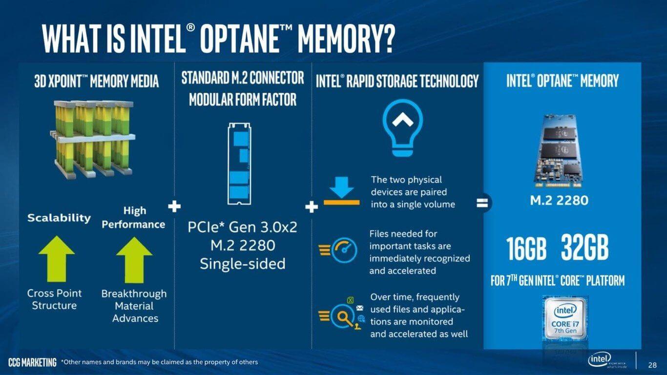 Intel Optane: tecnologia transforma seu HD em um SSD
