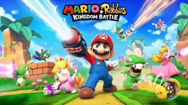 Ubisoft vai anunciar novos jogo para o Nintendo Switch