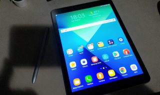 Review: Galaxy Tab S3, um poderoso e elegante tablet