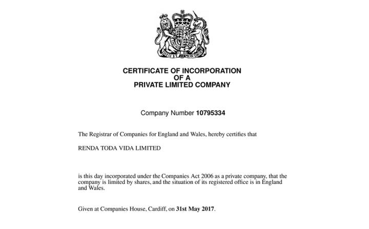 certificate 720x447 - Renda Toda Vida: realize investimentos financeiros sem complicação