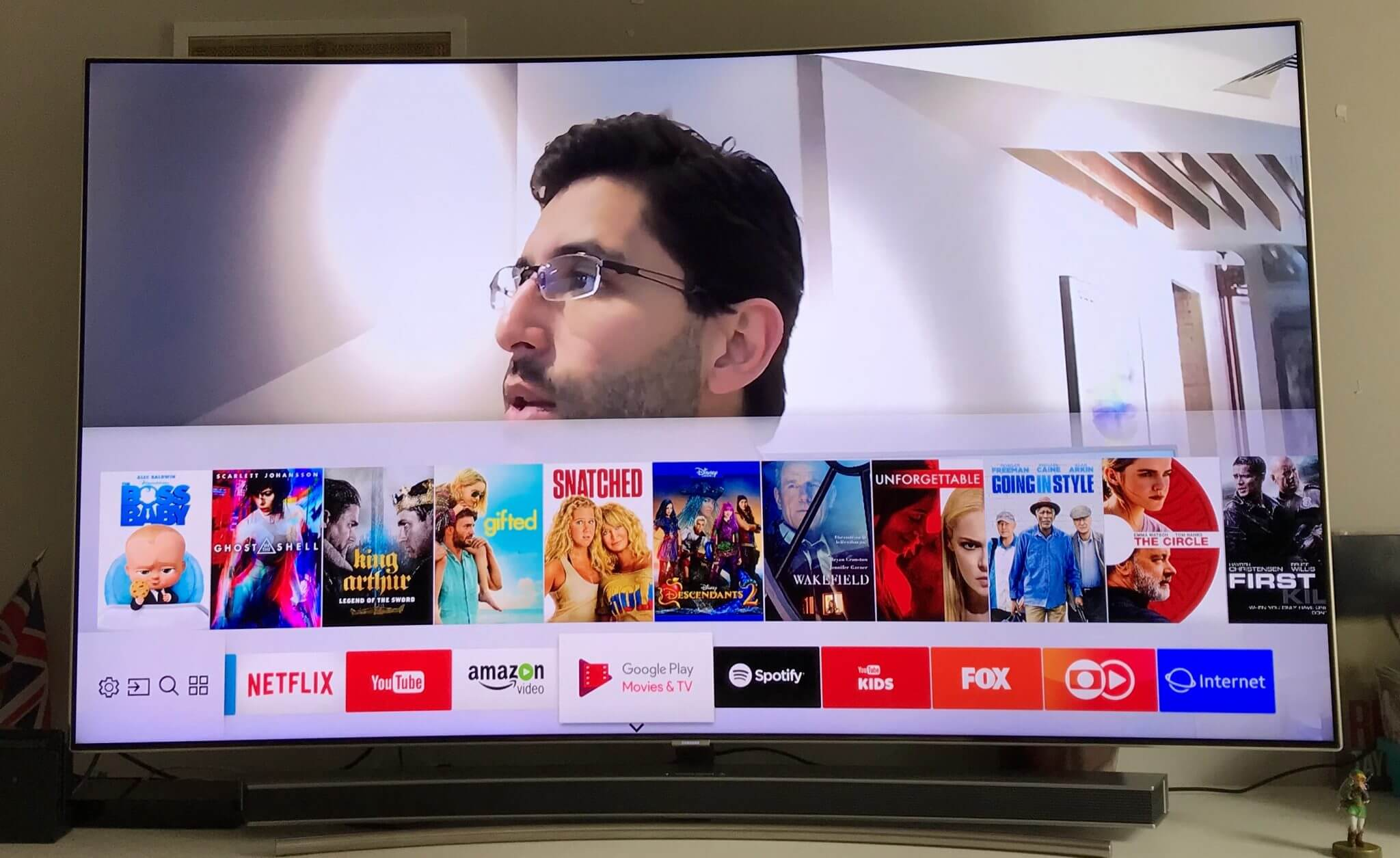 Review: Samsung QLED TV
