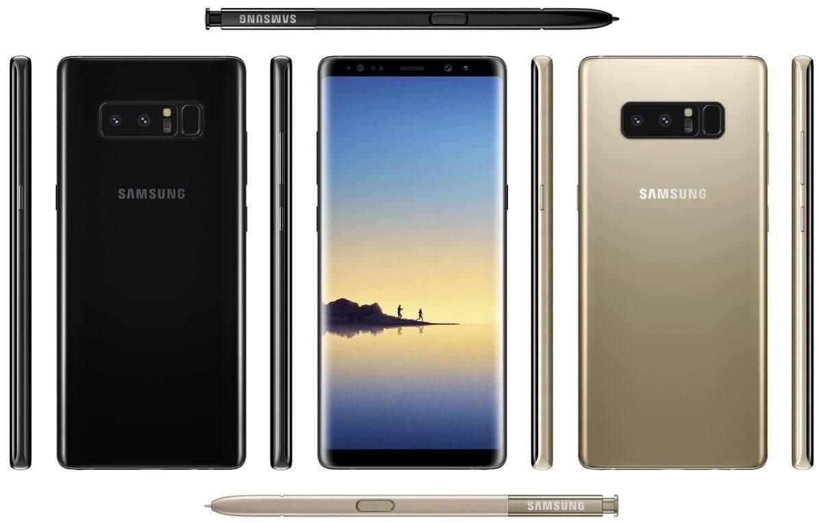 Como assistir o evento da Samsung do Galaxy Note 8