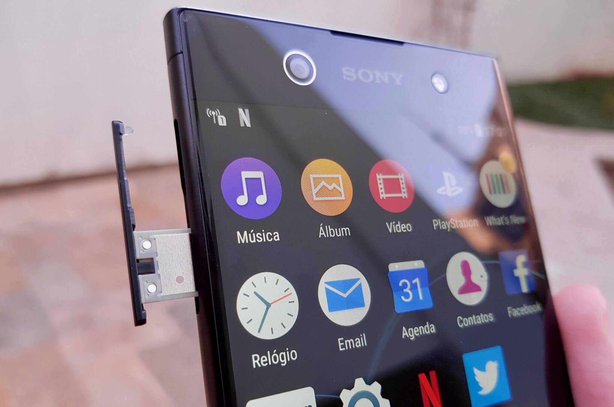 Review: Sony Xperia XA1 Ultra, o intermediário-avançado sem funções básicas