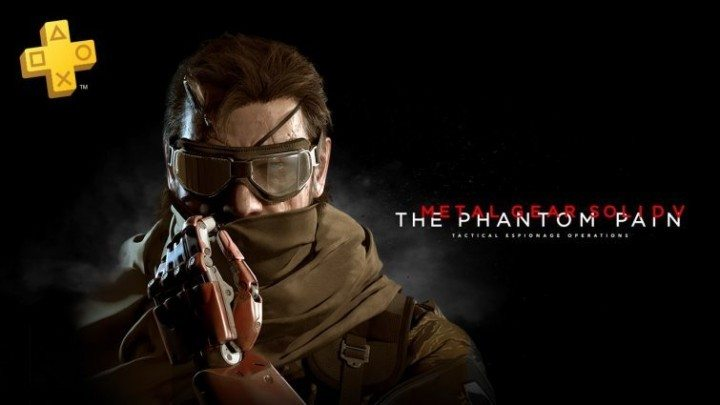 Metal Gear Solid V PS Plus