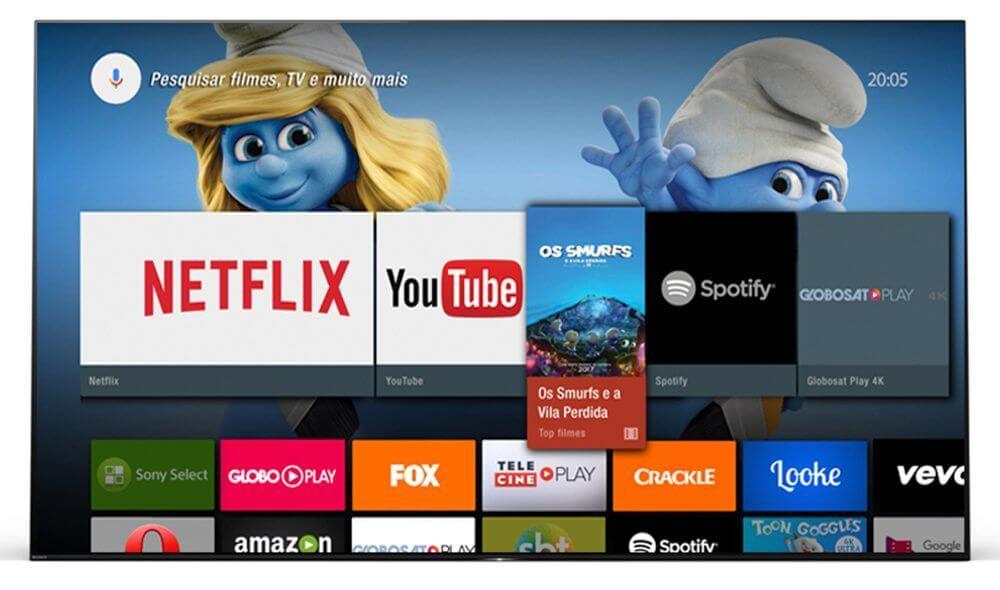 TV da Sony com tela que produz som é lançada no Brasil