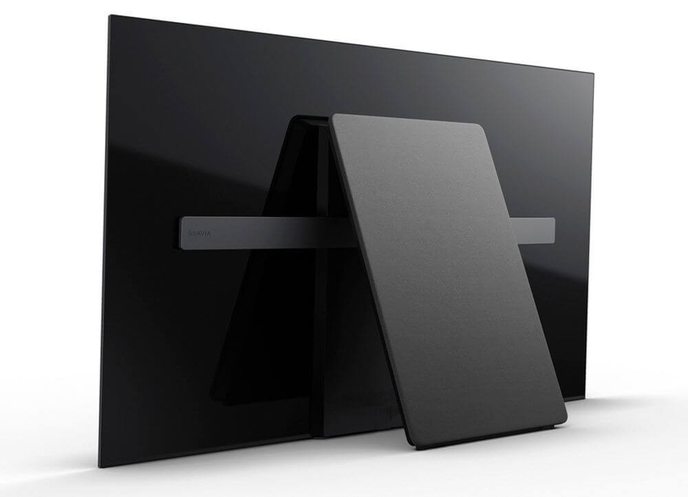 5 Lateral e1506054006722 - TV da Sony com tela que produz som é lançada no Brasil