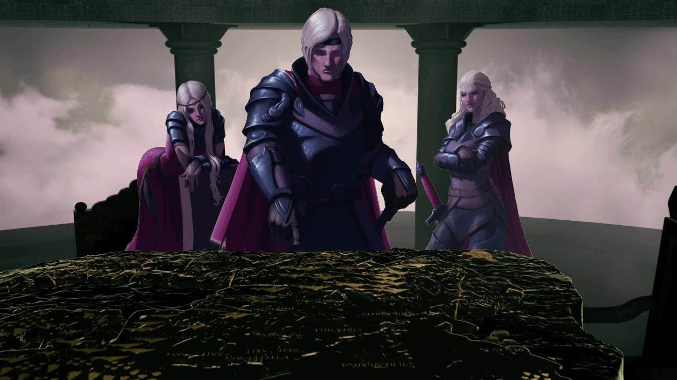 Captura de Tela 153 - Nova animação de Game of Thrones é revelada: Conquest & Rebellion