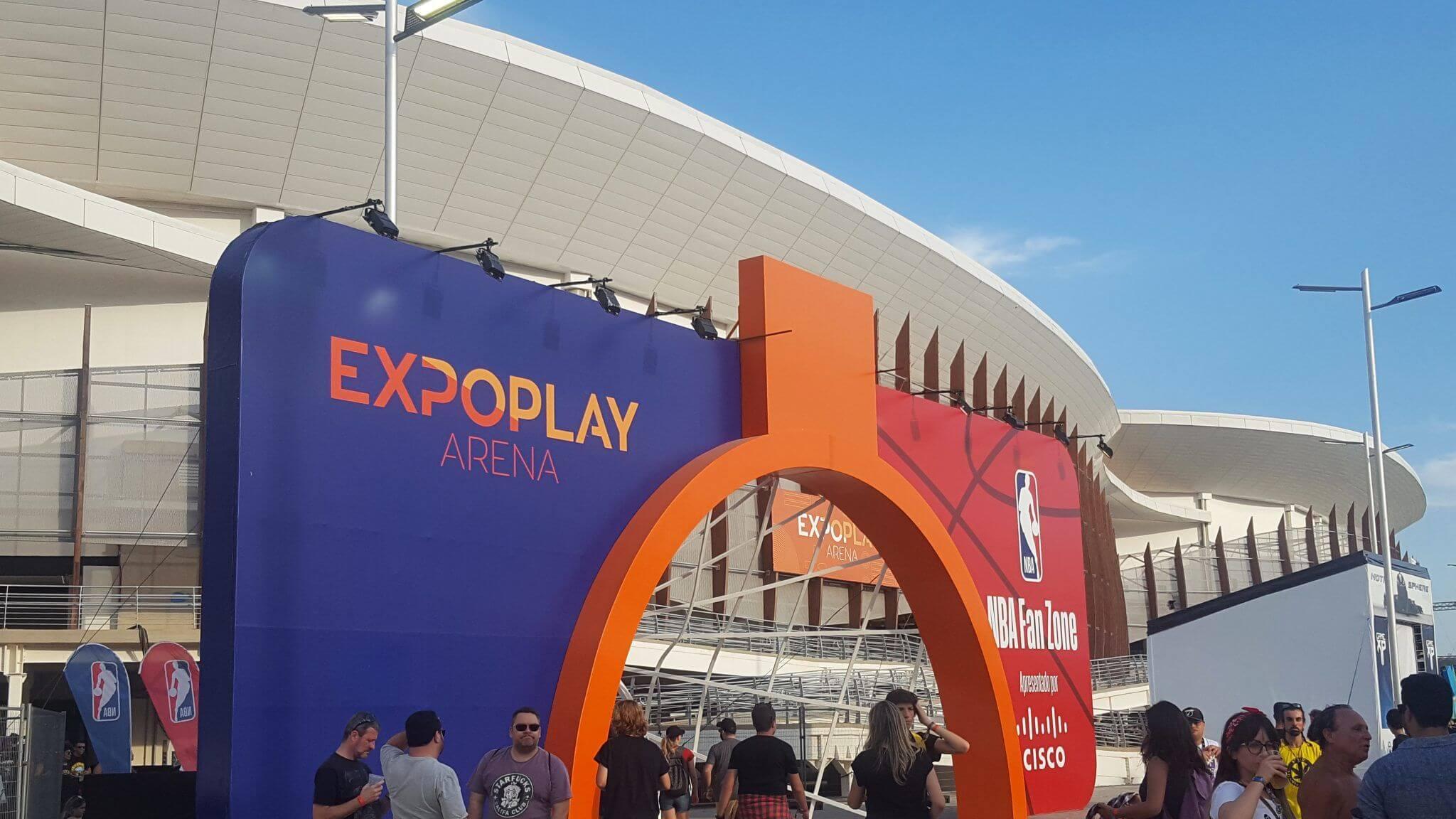 Game XP4 - Game XP: Evento mostra que o mundo dos games também é rock n roll