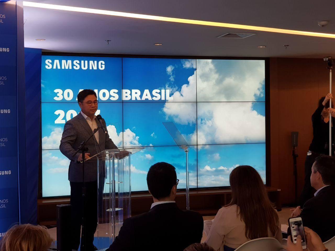 30 anos de Brasil: conheça a história revolucionária da Samsung