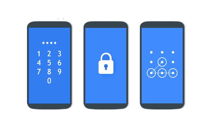 bypass android phone lockscreen1 - Afinal, qual tipo de senha protege melhor o seu smartphone?